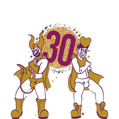 Official La Demence 30th Anniversary T-shirt: Devils