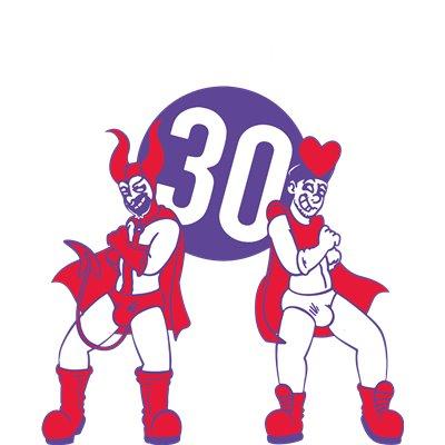 La Demence 30th Anniversary T-shirt: Devils
