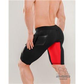 TOF Kiffer Shorts Black