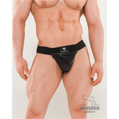 MASKULO - Briefs Mesh Codpiece Regular Rear Royal Blue